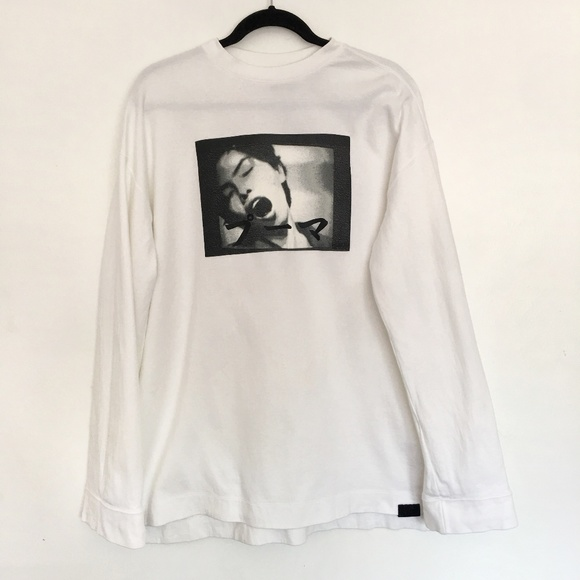 9bd6a6deebd8 Fenty Puma Sweaters -  PUMAXFENTY  Graphic crew neck long sleeve top S